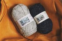 Отдается в дар Пряжа «New lanark mills»