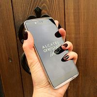 Подарок Смартфон Alcatel Onetouch Idol Alpha. Дизайнерский конкурс