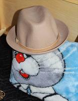 Отдается в дар Шляпа женская из кроличьего пуха