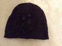Отдается в дар Вязанная шапочка фирмы Ostin.