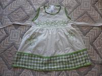 Отдается в дар платьице на девочку (2- 4 лет)