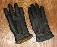 Отдается в дар женские перчатки теплые