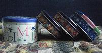 Отдается в дар советские жестяные коробки со швейными принадлежностями