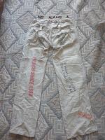 Отдается в дар хипповые штанцы №1