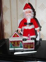 Отдается в дар Игрушка «Санта Клаус»