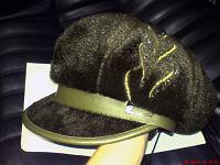Отдается в дар Кепка берет женский «под норку» (56 см)