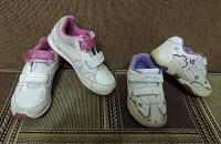 Отдается в дар Детские кросовки