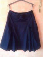 Отдается в дар Тёмно-синяя юбка Tatuum