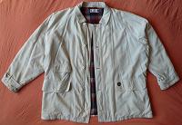 Отдается в дар куртка Sanga (молочного цвета) для о-очень большого человека на размер 60
