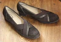 Отдается в дар туфли женские р.38