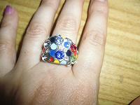 Отдается в дар шикарное кольцо