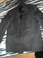 Отдается в дар Мужской костюм 46 размера.