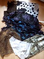 Отдается в дар платки, шали