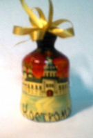 Отдается в дар Колокольчик деревянный из Костромы