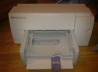 Отдается в дар Струйный принтер Hewlett-Packard DeskJet690C