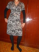 Отдается в дар платье р.42 трикотажное