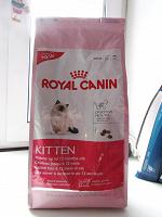 Отдается в дар сухой корм для котят Роял Канин