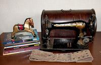 Отдается в дар Швейная машинка Зингер