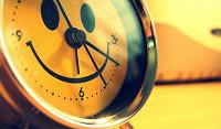 Отдается в дар Часы SMILE с функцией будильник
