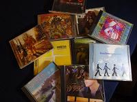 Отдается в дар CD-диски: «индейская» музыка, massive attack, melotron, acid jazz, De/Vision