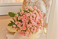 Отдается в дар Букет цветов из «Белой Орхидеи»