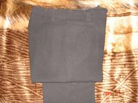 Отдается в дар брюки черные