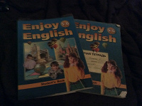 Отдается в дар Английский учебник 5-6 кл