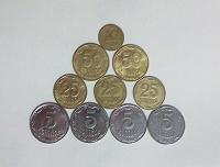 Отдается в дар Монетки Украины