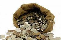 Отдается в дар Кот в мешке «монеты СССР»