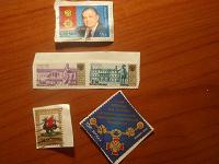 Отдается в дар Российские марки))
