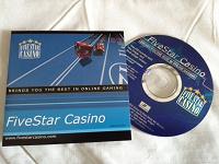Отдается в дар диск с играми Казино