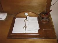 Отдается в дар Сувенирный органйзер