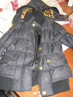 Отдается в дар разбор шкафа__Куртки!