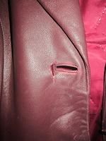 Отдается в дар Пиджак кожаный на ХМ