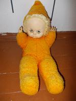 Отдается в дар Кукла в коллекцию