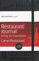 Отдается в дар Ресторанный журнал Moleskine
