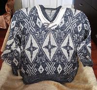Отдается в дар Свитер -пуловер