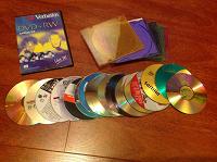 Отдается в дар Диски, коробки от дисков на ХМ