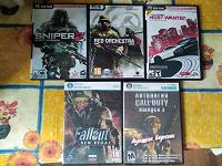 Отдается в дар компьютерные игры на DVD дисках разные