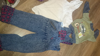 Отдается в дар Одежда на возраст 2-5 лет