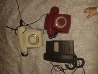 Отдается в дар Телефонные аппараты