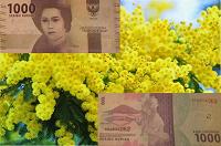 Отдается в дар Банкнота Индонезии