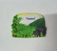 Отдается в дар Магнит из Таиланда