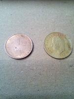 Отдается в дар Монеты-европейки