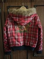 Отдается в дар Куртка осенне-зимняя Roca Wear — размер М