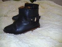 Отдается в дар Детские ботиночки Zara babi 22 разм.