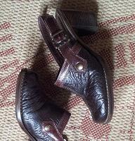 Отдается в дар Туфли женские кожа