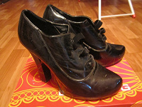 Отдается в дар Туфли осенние 39 размера