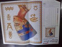 Отдается в дар схемы вышивки «Египет»