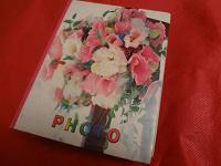 Отдается в дар фотоальбом с цветочками